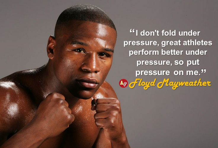 What are the Main Pressures on athletes?