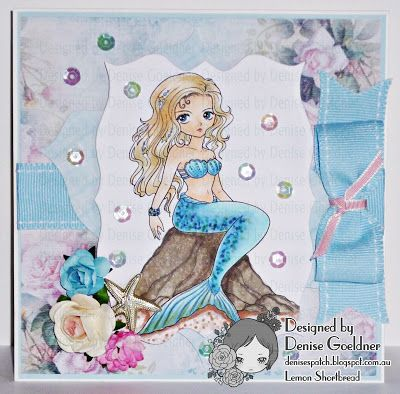 """image - """"Mermaid Glance"""""""