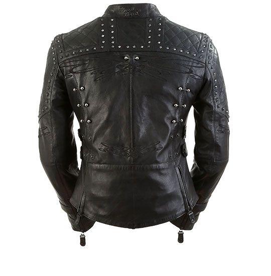 Black Brand - The Brazilian Waxed Women's Jacket
