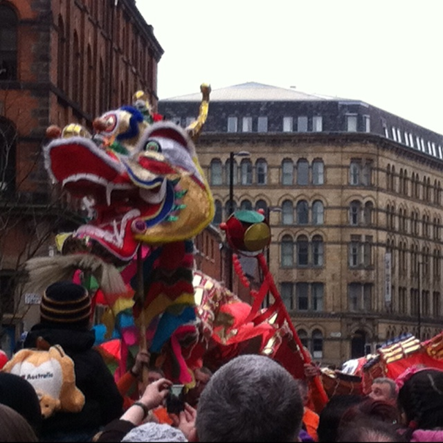Chinese New Year 2012 Manchester