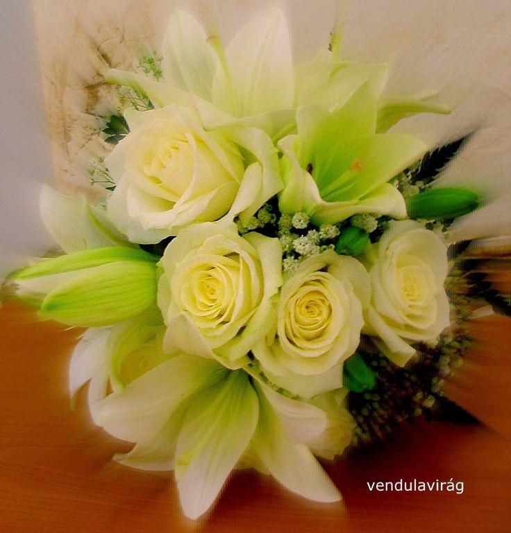 Vendulavirág Esküvőszervezés és dekoráció: Noémi és Péter esküvője