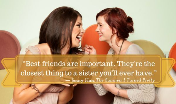 10 Beautiful Quotes About Sisters From Literature