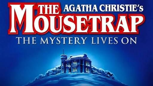 Image result for mousetrap theatre