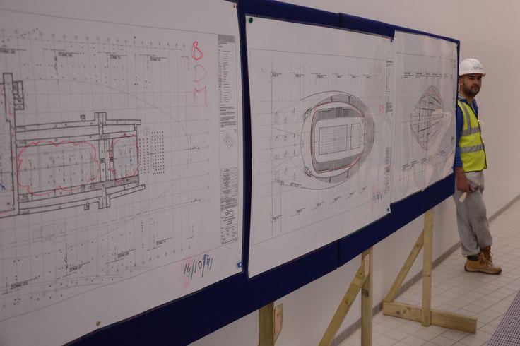 https://flic.kr/p/ay4JTs | London Aquatics Centre building plan