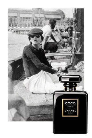 chanel parfum coco noir flakon coco chanel bilder. Black Bedroom Furniture Sets. Home Design Ideas