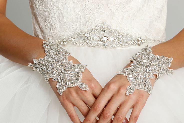 Alvina Valenta Bridal Gowns Fall 2015