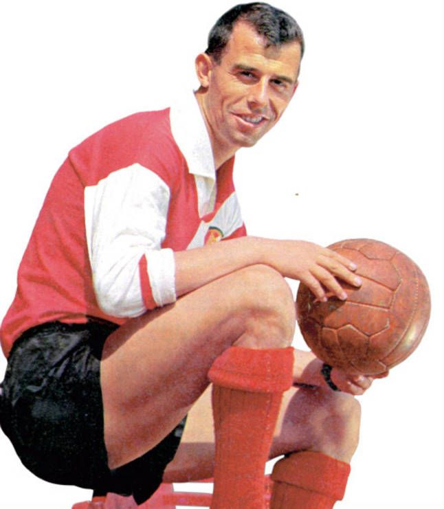 Soccer player from the 60's and 70's. Mister FEYENOORD: Coen Moulijn.