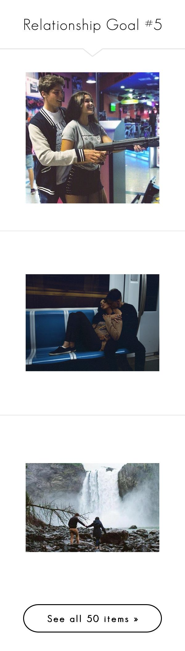 """""""Relationship Goal #5"""" by fiction-928 ❤ liked on Polyvore featuring couple, couples, cute couples, people, pics, pictures, love, backgrounds, cute couple and icons"""
