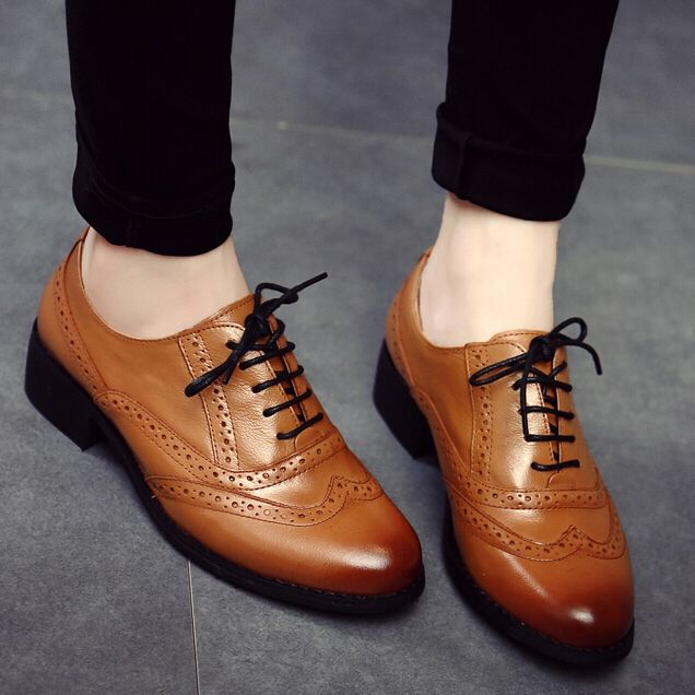 17 Best ideas about Oxford Shoes For Women on Pinterest | Casual ...