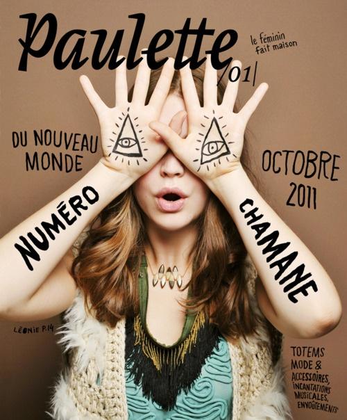 Cover Magazine / Book Paulette