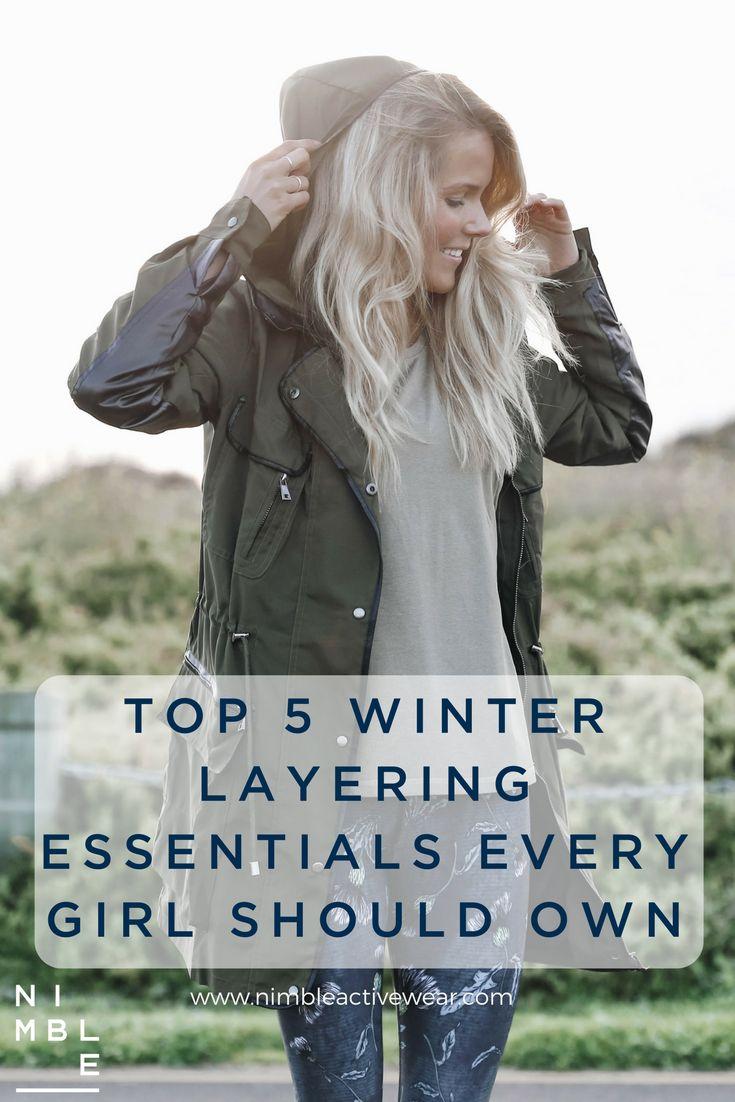 Winter Layering Essentials