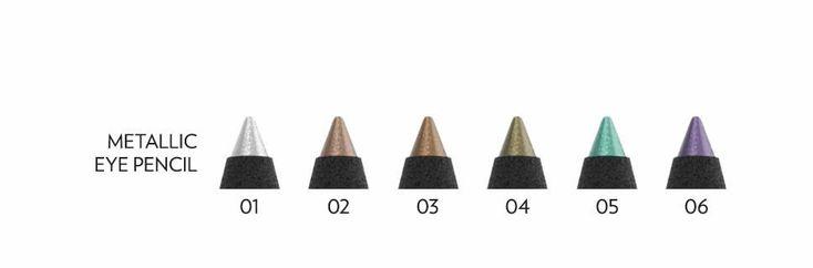 Metals Eye pencil