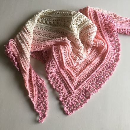 #crochet, free pattern, shawl, wrap, #haken, gratis patroon (Engels), omslagdoek, #haakpatroon