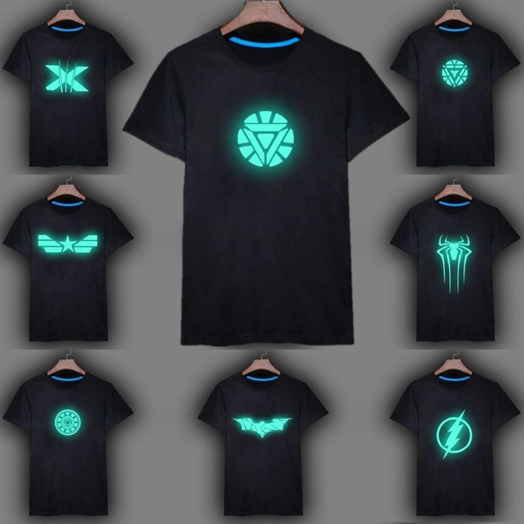 Superheroes Fluorescent T-shirts //Price: $19.99 & FREE Shipping //     #batman