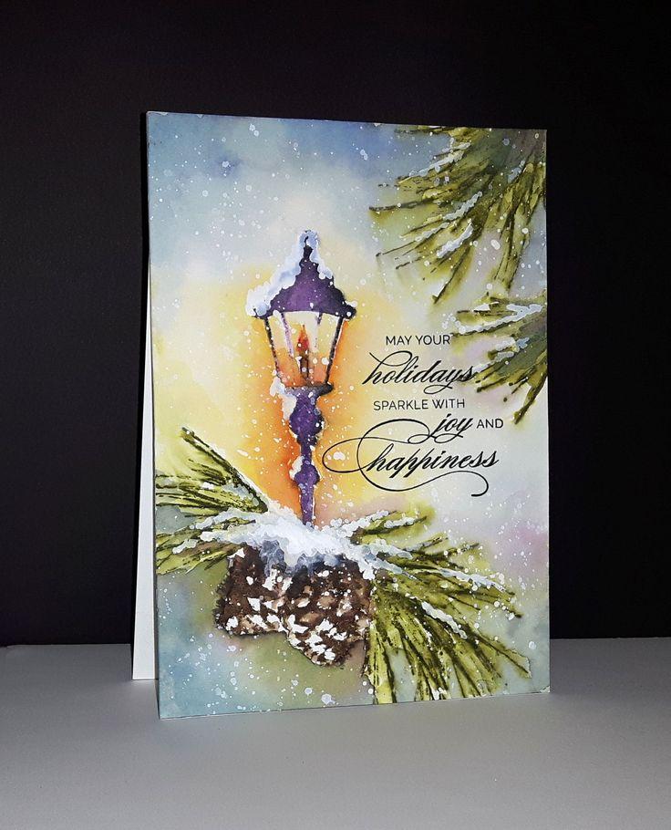 Картинка наш, с новым годом открытки акварель