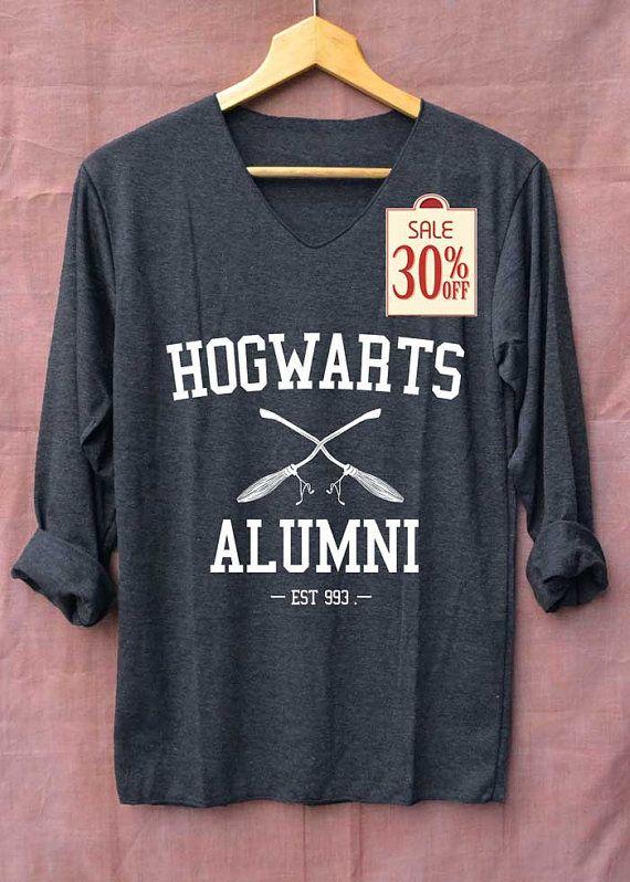 Hogwarts Alumni Est 993 Shirt Harry Potter Shirts Long Sleeve Unisex Adults Size S M L