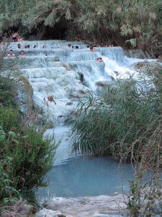 Terme Di Saturnia Travel Pinterest Hot Springs