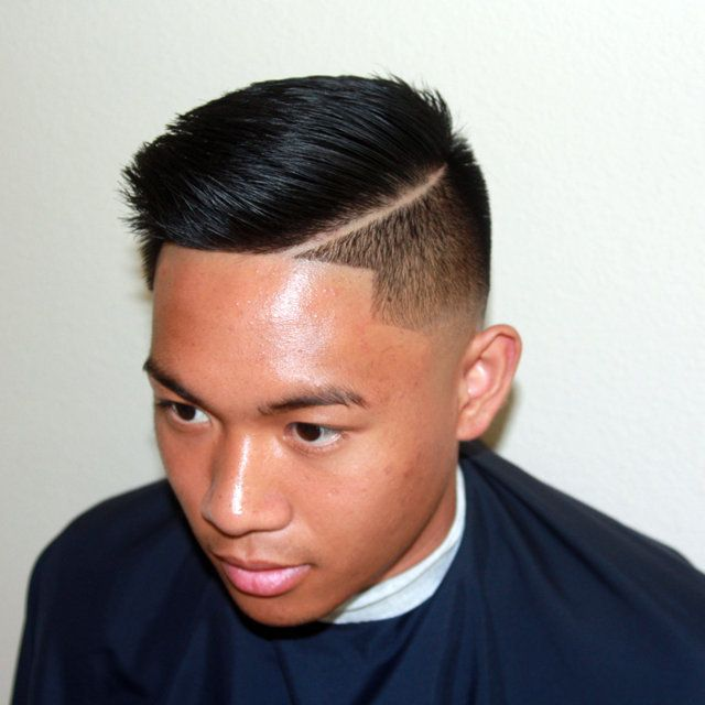 Best Types Of Fade Haircuts Comb Over Fades For Men