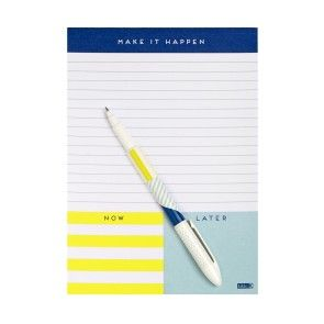 A5 TO DO LIST PAD: KONTRAST