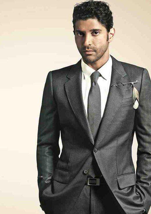 Image result for Farhan Akhtar looks dapper in new magazine cover