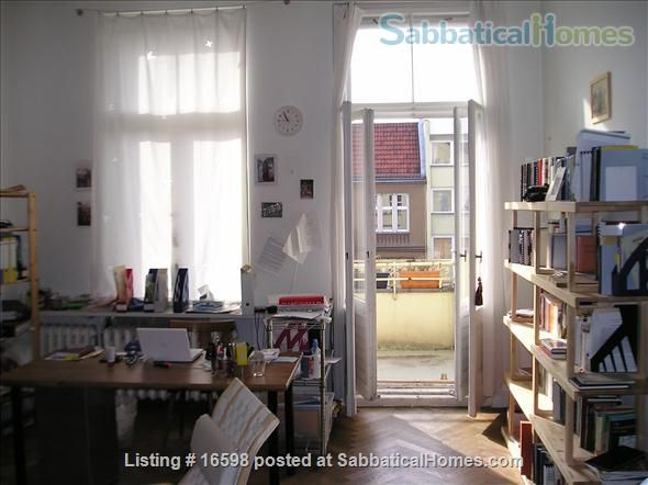 SabbaticalHomes   Home For Rent Berlin 10115 Germany, Light Filled Top  Floor Apartment In
