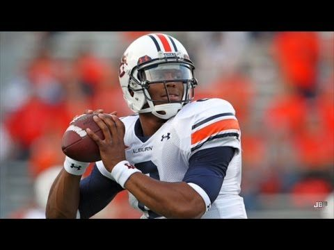 Most Exciting QB in Auburn Football History || Auburn QB Cam Newton 2010...