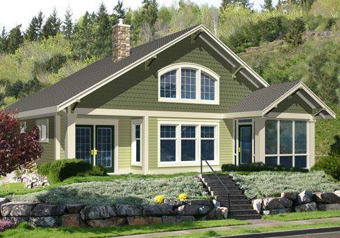 House Plans - Barrett - Linwood Custom Homes