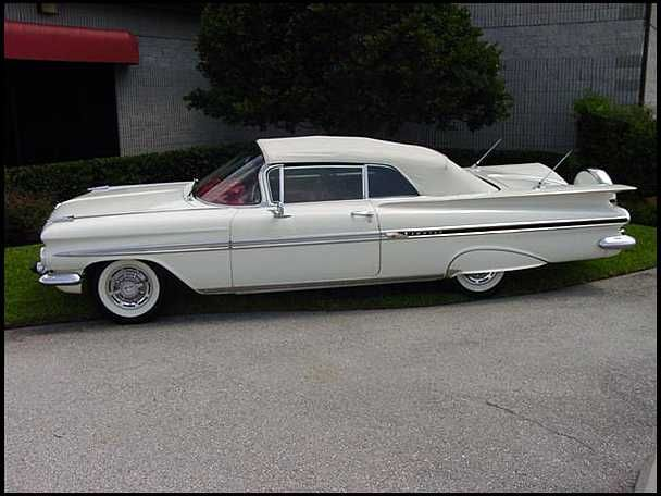 1959 Chevy Impala..Re-pin brought to you by #CarInsuranceagents at #HouseofInsur…