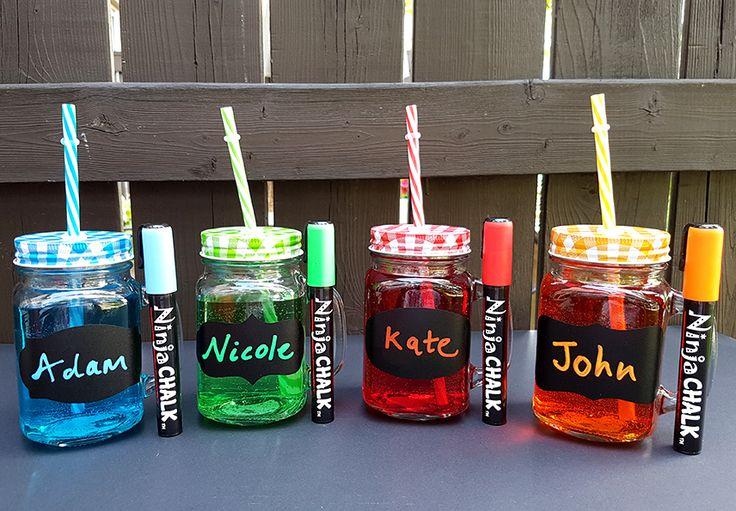 Ninja Chalk - Liquid Chalk Markers