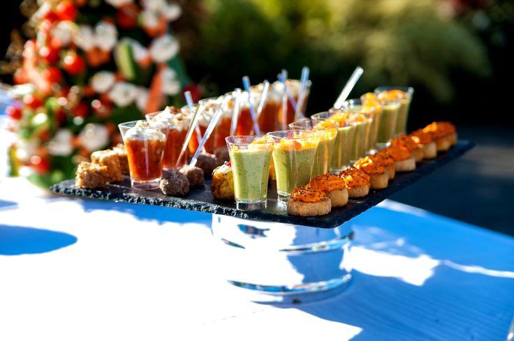 Buffet Vin d'honneur par Feed Traiteur