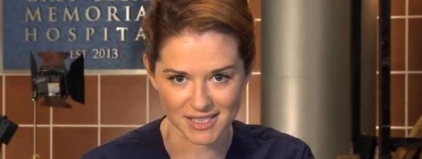 Grey's Anatomy Season 10 Premiere | ... Drew dans le sneak peek du Season Premiere de Grey's Anatomy Saison 10