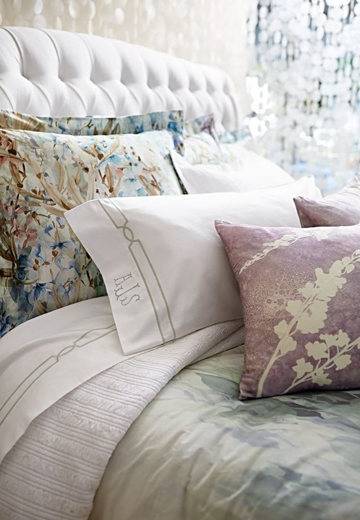 Matisse Bedding Collection Watercolor Print