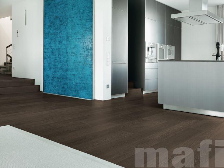 Oak Vulcano Brushed Natural Oil | Timber floors | Kitchens | mafi