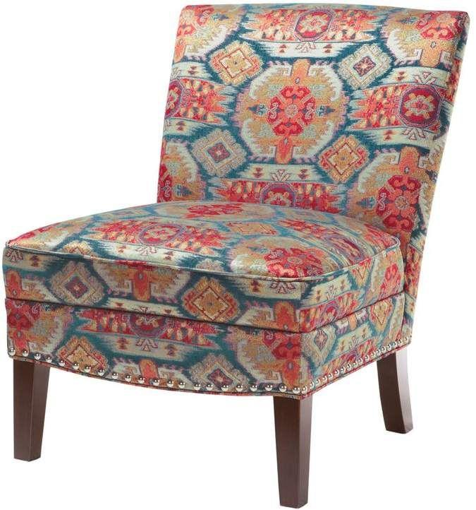 Mistana Highworth Slipper Chair Living Room Chairs