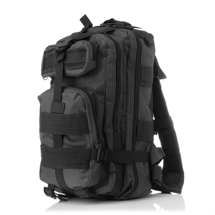 Outdoor Sport Molle System Military Rucksacks 3P Tactical Attack Pack Camping Hiking Bags Trekking Travel Nylon Hunting Backpack