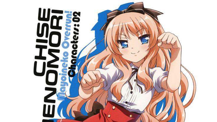 mayoi neko overrun, umenomori chise, girl - http://www.wallpapers4u.org/mayoi-neko-overrun-umenomori-chise-girl/