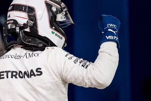 Yes! First pole for me in F1 today 💪🏼 Thank you Mercedes-AMG Petronas Motorsport it means a lot! Can't wait to see what we can do tomorrow from there 🏁 Valtteri Bottas, Finnish Formula 1 Driver, April 2017