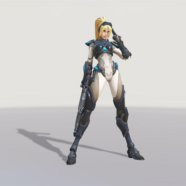 New widowmaker skin for Overwatch. #games #Starcraft #Starcraft2 #SC2 #gamingnews #blizzard