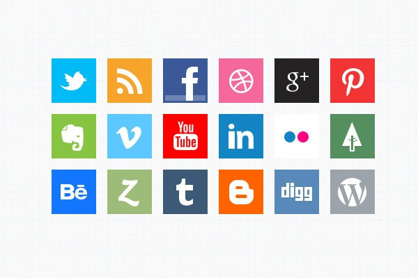 Infographics: New Buzz on Social Media