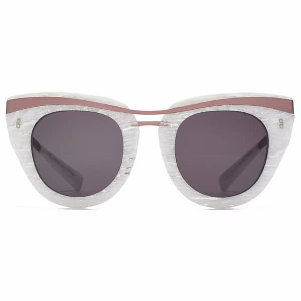 Clique White Marble | Hook LDN | Wolf & Badger  /   Women / Accessories / Sunglasses