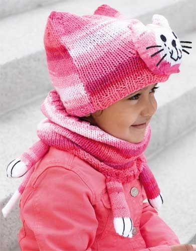 Book extra 1 Autumn / Winter | 154: Kids Cap | Rose