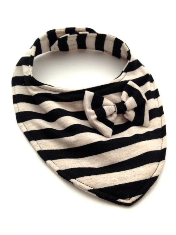 Hey, I found this really awesome Etsy listing at https://www.etsy.com/listing/191985329/teething-bib-baby-girl-bib-black-and