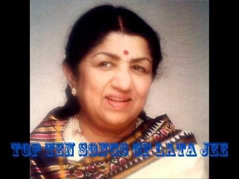 Lata Mangeshkar Solo Superhit Songs - Vol 2 - Old Hindi Songs - Evergreen Hindi Melodies - YouTube