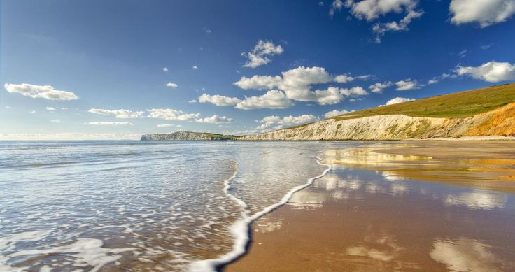 Compton Bay Also Shanklin, Sundown, Ventnor & Ryde half island AONB also north east coast - heritage coast