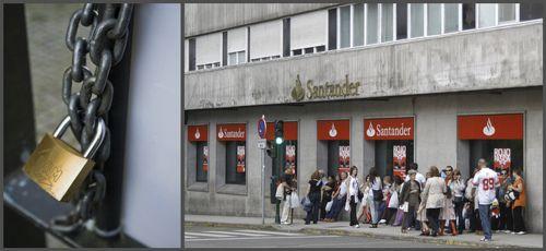 ~ Santander, queremos ser tu banco ~