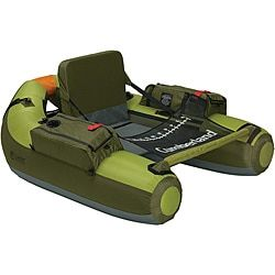 Cumberland Green Fly Fishing Float Tube - 14179663 - Overstock - The Best Prices on Float Tubes - Mobile