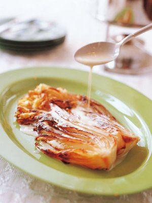 【ELLE gourmet】白菜のロースト、チーズフォンデュがけレシピ|エル・オンライン