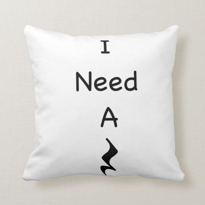I Need A Rest Music Throw Pillow 16 X 16 Zazzle Com In 2021 Music Themed Bedroom Music Themed Rooms Music Pillows