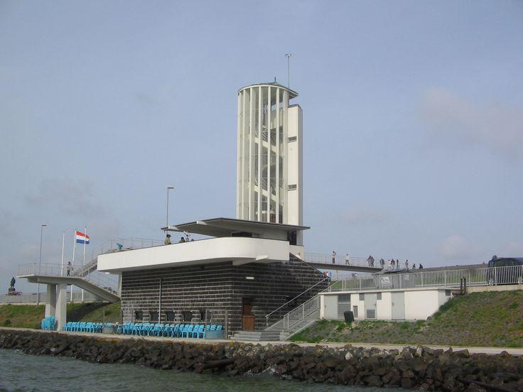 Afsluitdijk - The monument,  / Architect Dudok