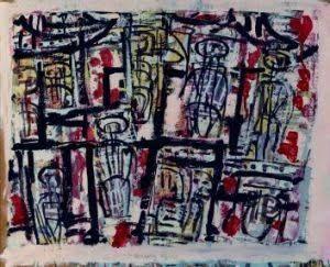 Image result for ian fairweather artist